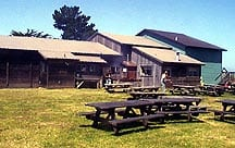 Greenwood Community Center - Picnic area