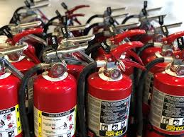 Get Your Fire Extinguishers Inspected and Recharged